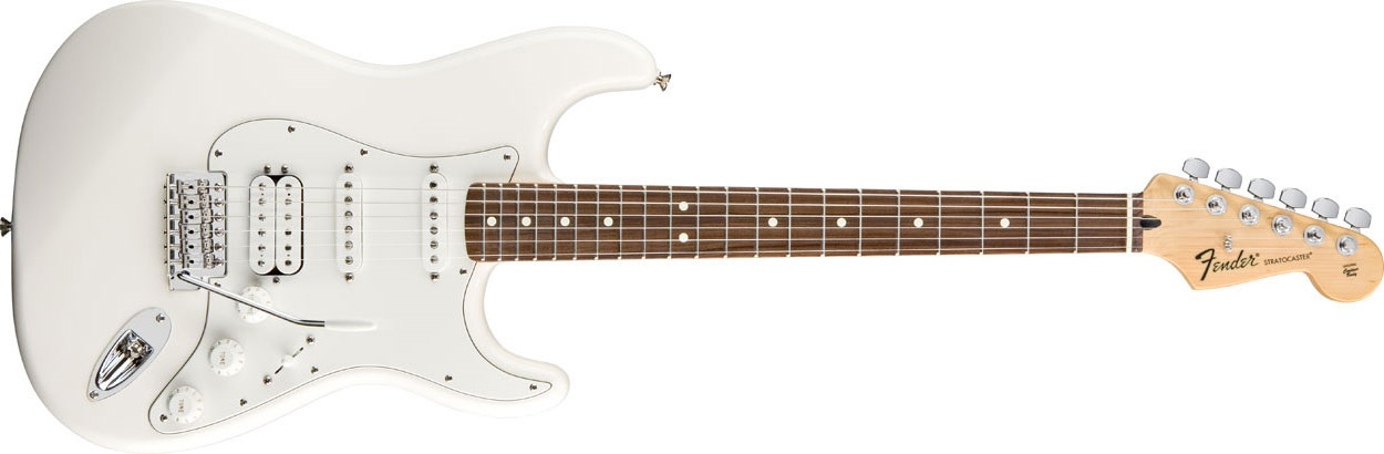 Fender Standard Stratocaster HSS RW AW