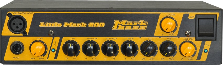 Markbass Little Mark 800