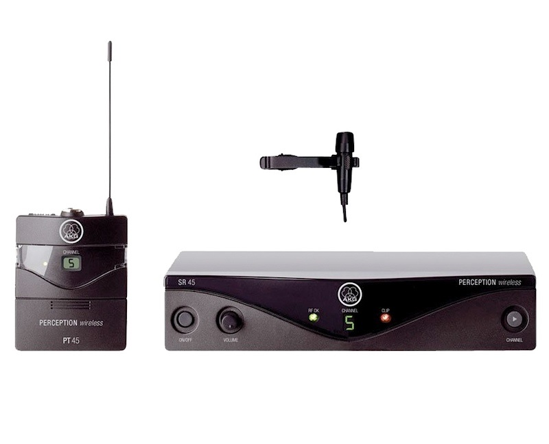 Fotografie AKG WMS45 Presenter/U2