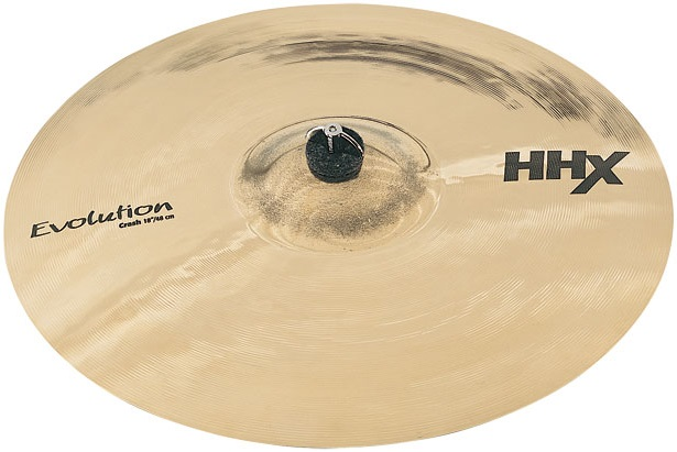 "Sabian 18"" HHX Evolution Crash"