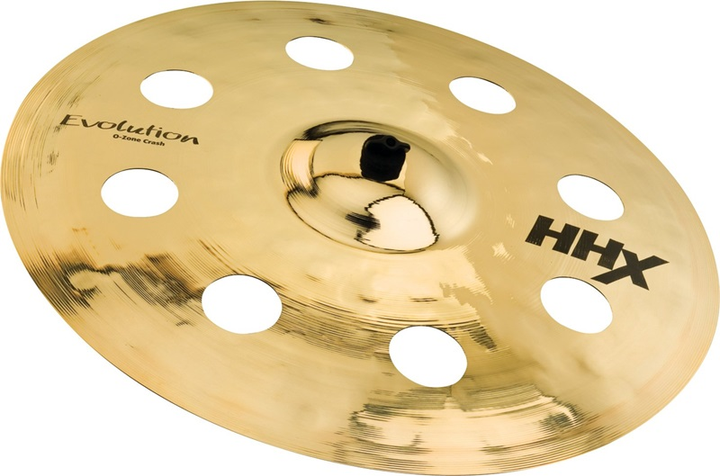 "Sabian 16"" HHX O-Zone Crash"