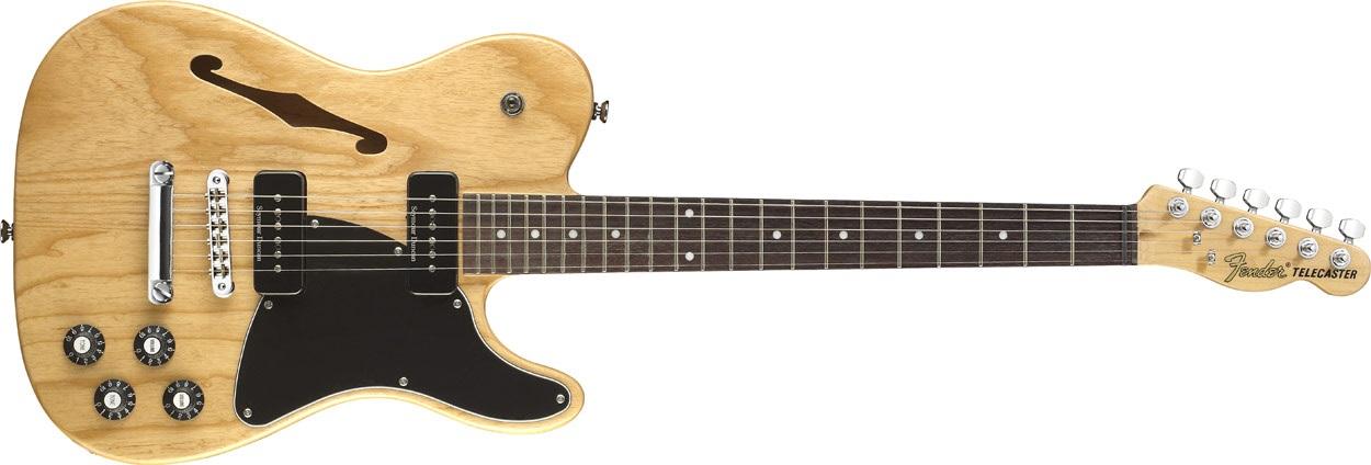 Fender Jim Adkins JA-90 Telecaster Thinline RW NA