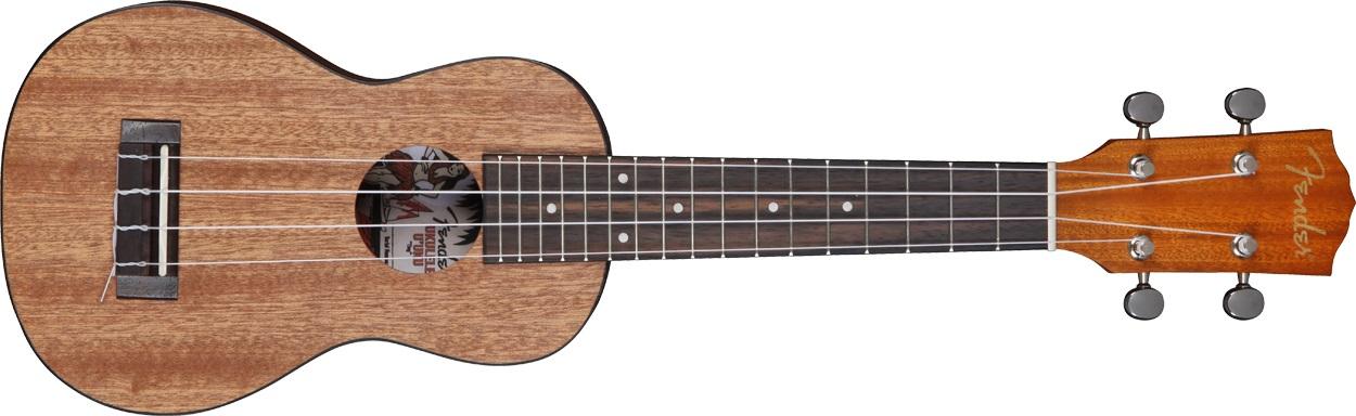 Fotografie Fender Ukulele UUku