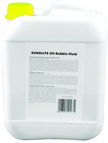 Eurolite UV Bubble 5l YE