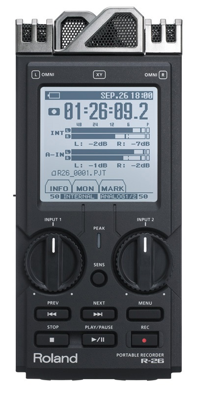 Roland R-26 (použité)