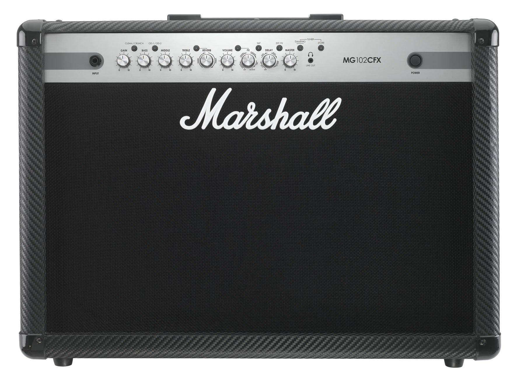 Marshall MG102CFX (použité)