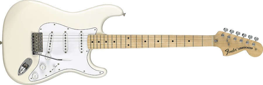 Fender Classic Series 70s Stratocaster MN OW