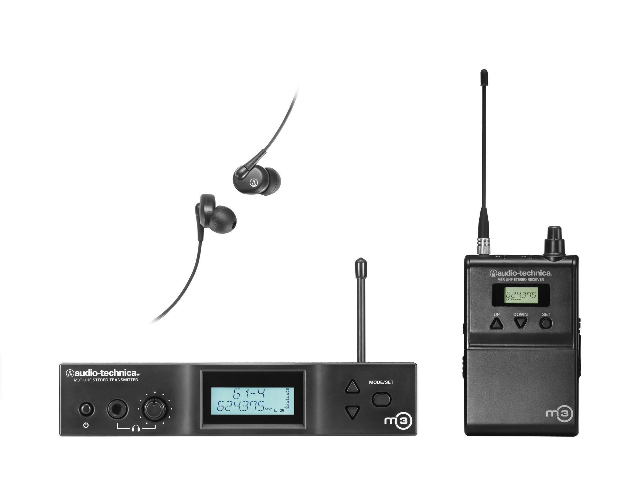 Audio-Technica M3 Wireless System