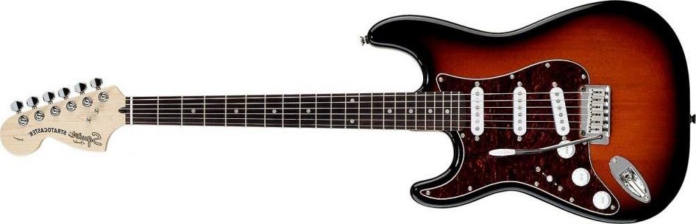 Fender Squier Standard Strat LH RW AB