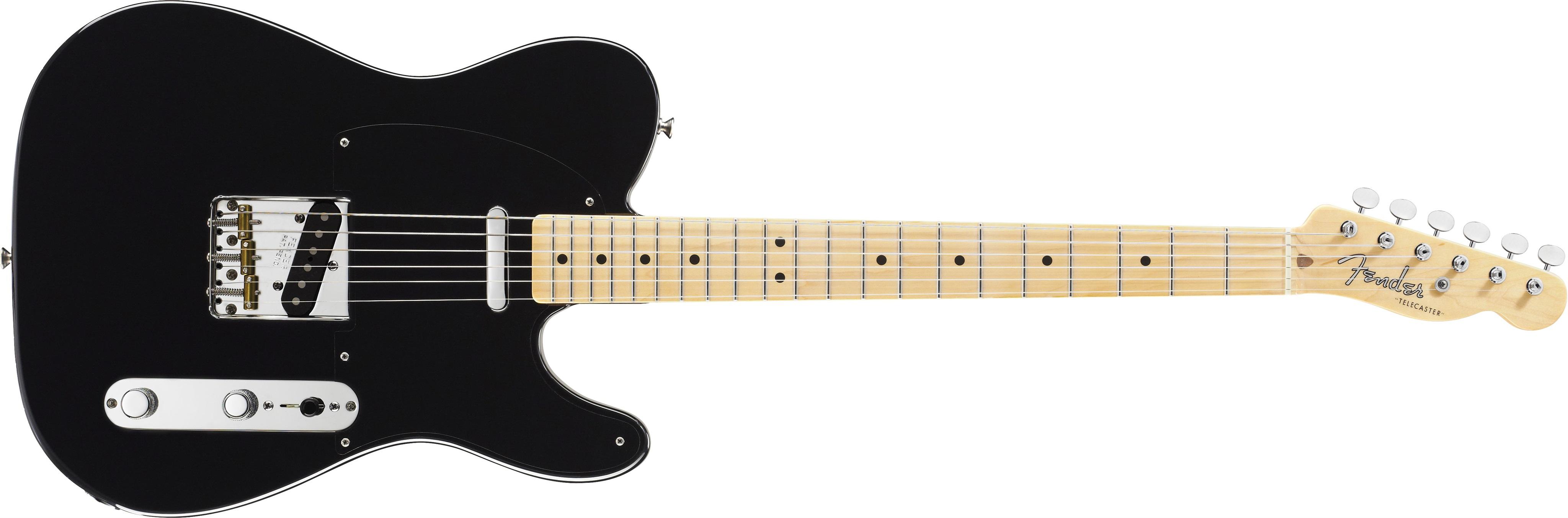 Fender Classic Player Baja Telecaster MN BK