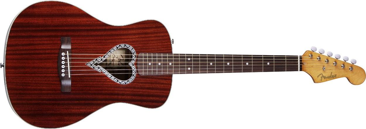Fender Alkaline Trio Malibu NA