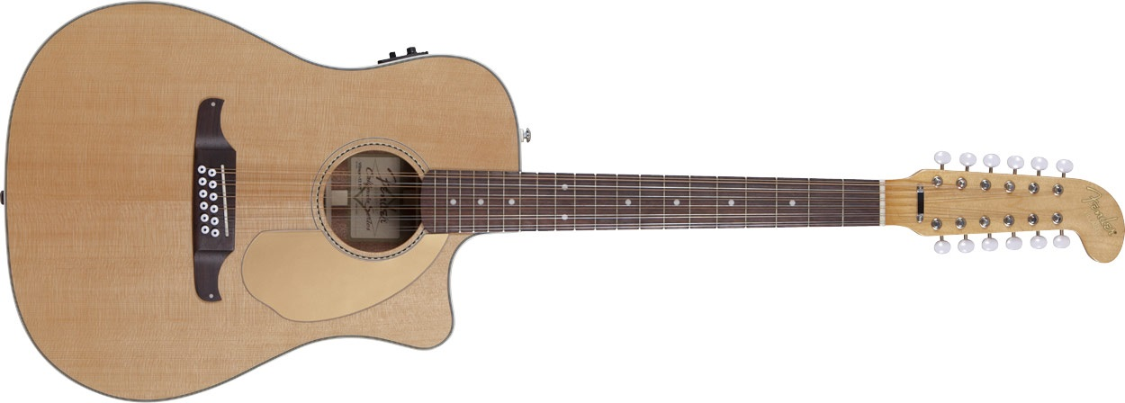 Fender Villager 12 String NA