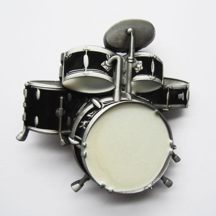 Kytary.cz Spona bicí černá