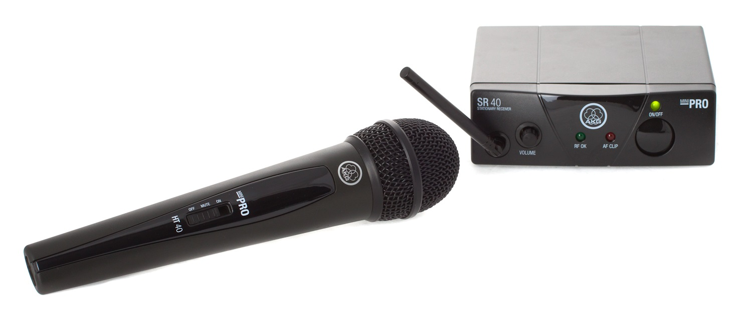 Fotografie AKG WMS40 Mini Vocal US45B