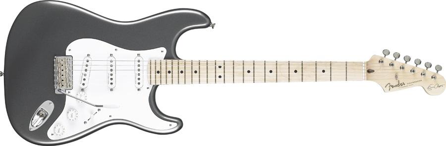 Fender Eric Clapton Stratocaster MN PW