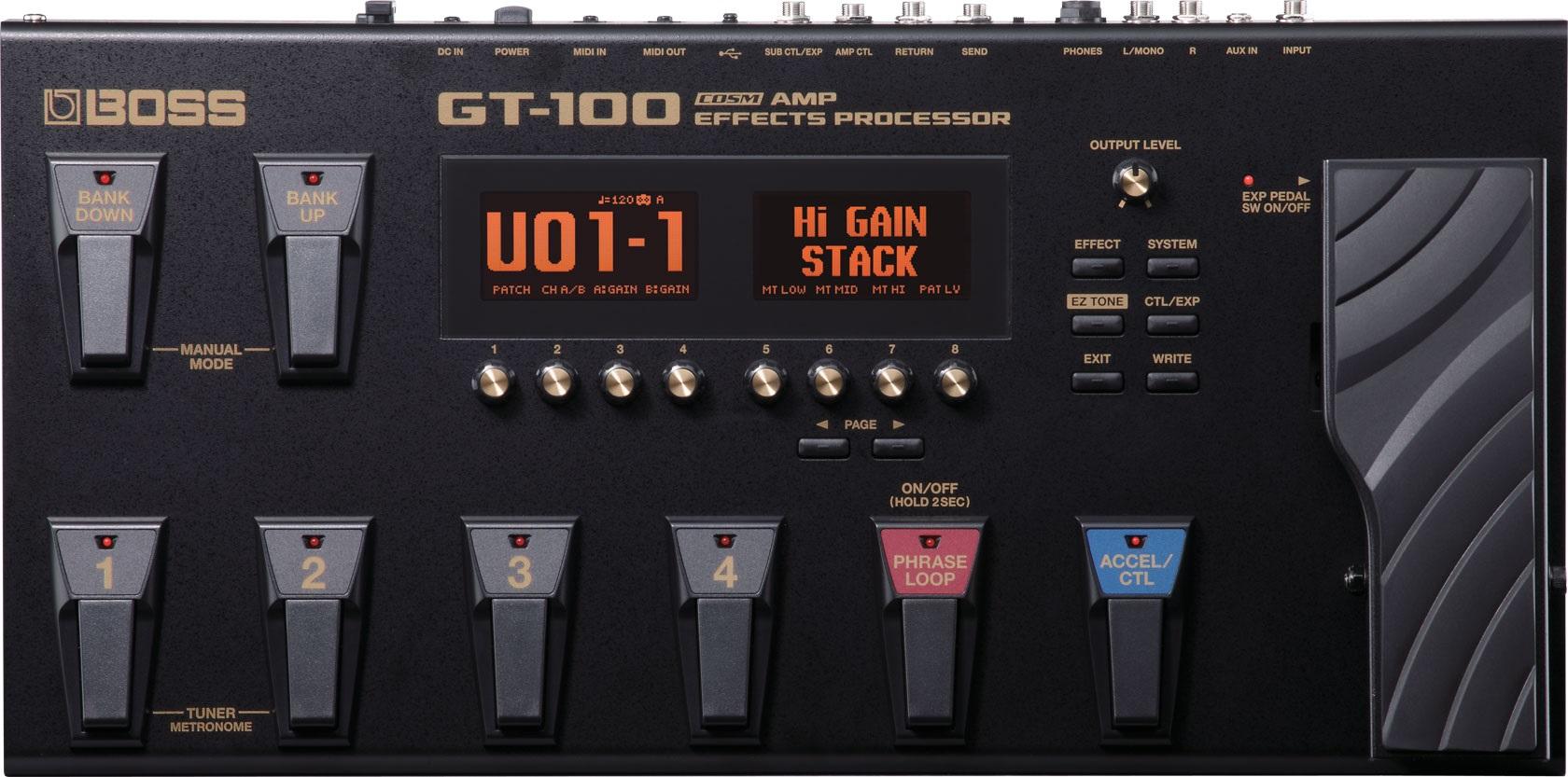 Boss GT-100 2.0
