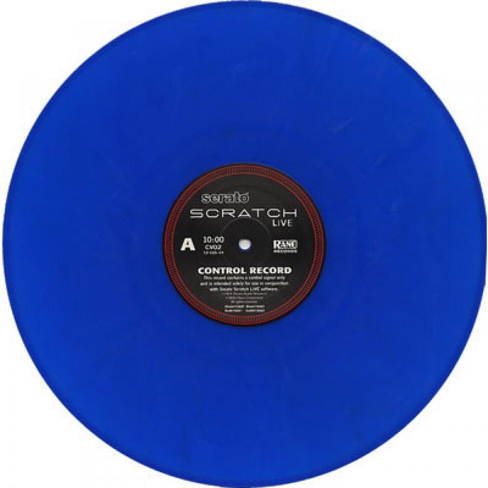 Rane SERATO VINYL BLUE
