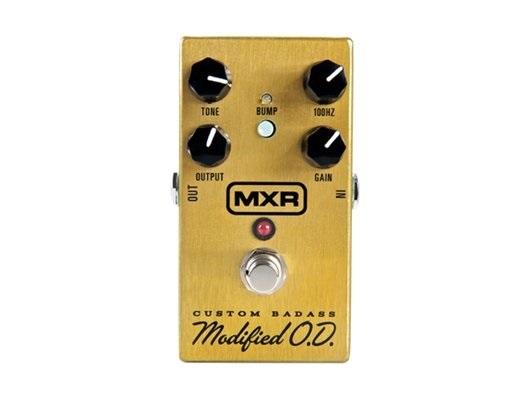 Dunlop MXR M77 Custom Badass Overdrive