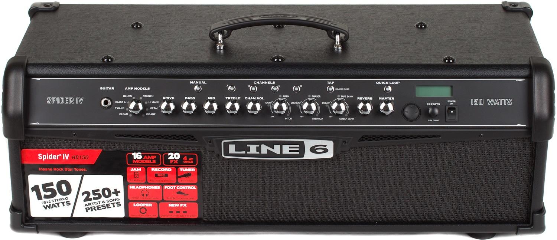 Line 6 Spider IV HD 150