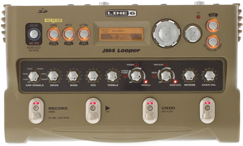 Line 6 JM-4 Looper