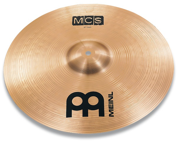 "Fotografie Meinl 16"" MCS Medium Crash"