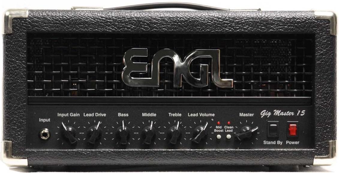 Fotografie Engl Gigmaster 15 Head E315