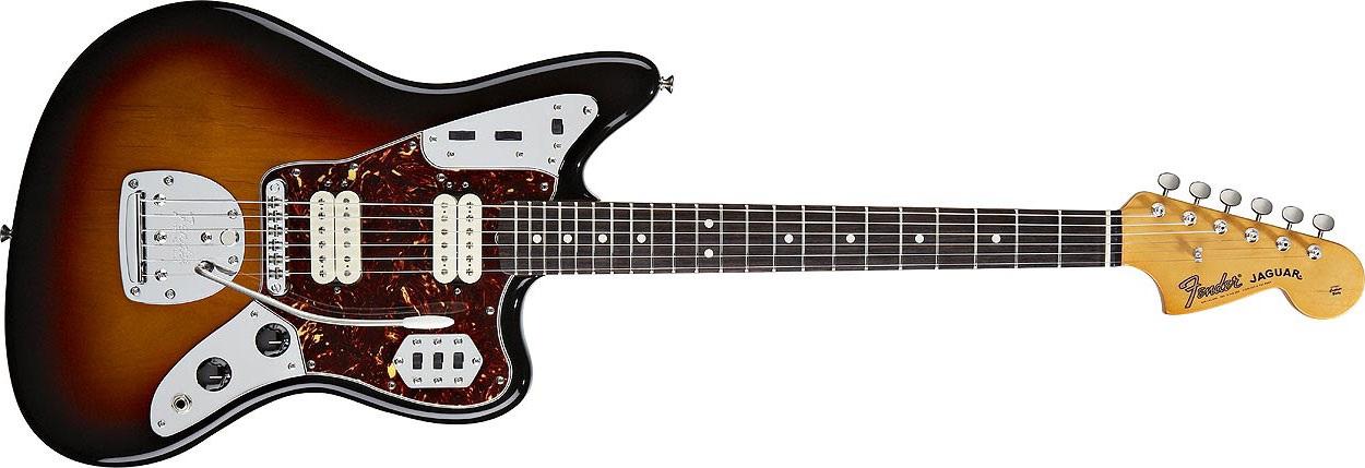 Fender Classic Player Jaguar Special HH RW 3SB
