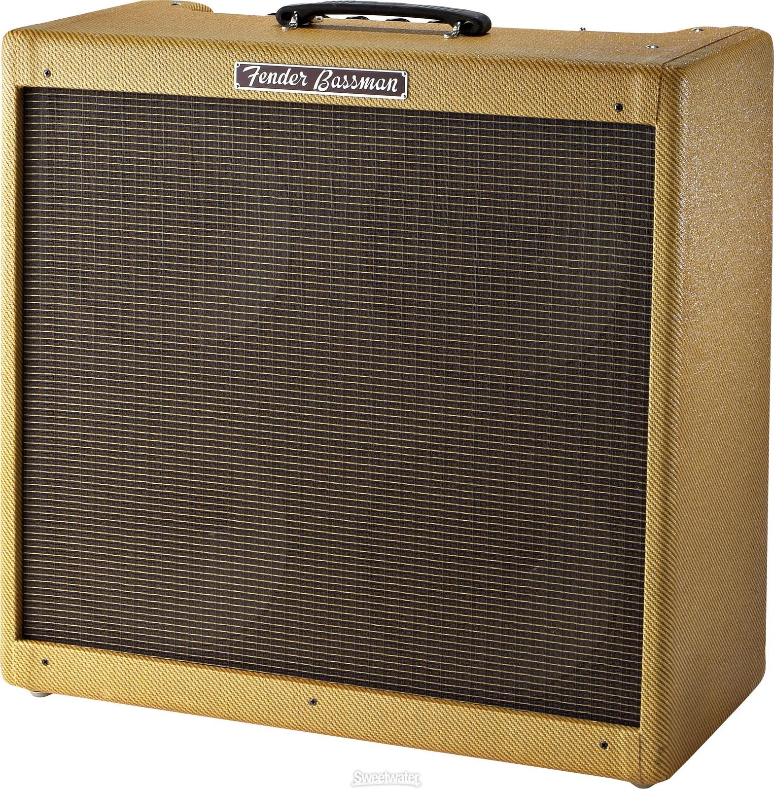 Fender 59 Bassman LTD