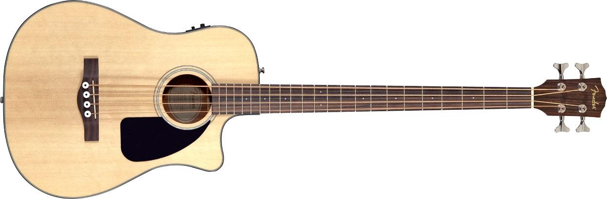 Fender CB-100CE Bass NA