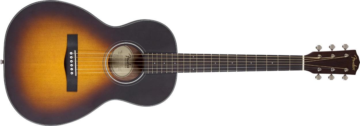 Fender CP-100 Parlor SB