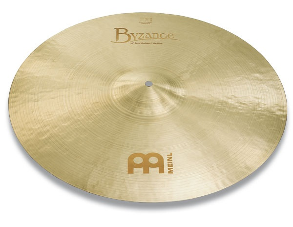 "Meinl 22"" Byzance Jazz Extra Thin Ride"