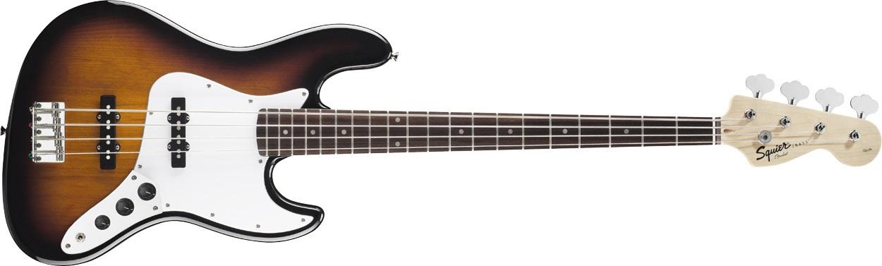 Fender Squier Affinity Jazz Bass RW BSB