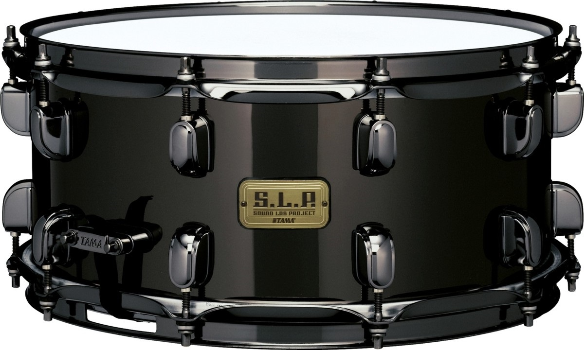 "Fotografie Tama 14"" x 6,5"" Sound Lab Project Black Brass"