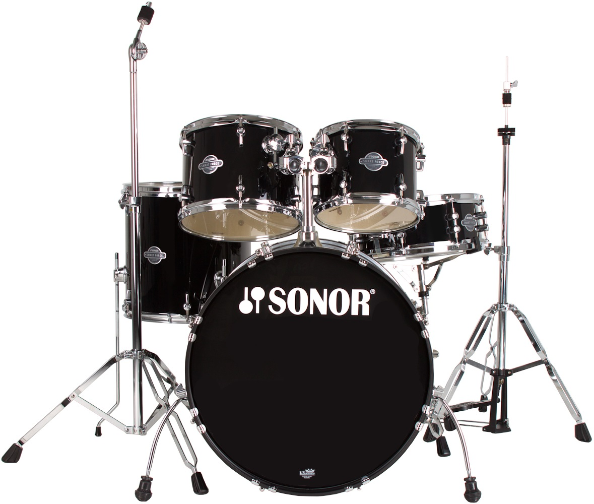 Sonor Force Smart Fusion Set Black
