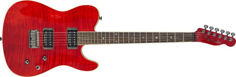 Fender Custom Telecaster FMT HH RW CRT