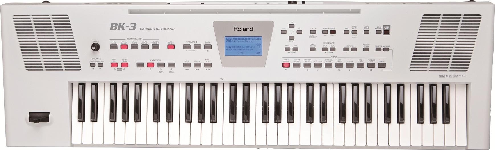 Roland BK-3 WH