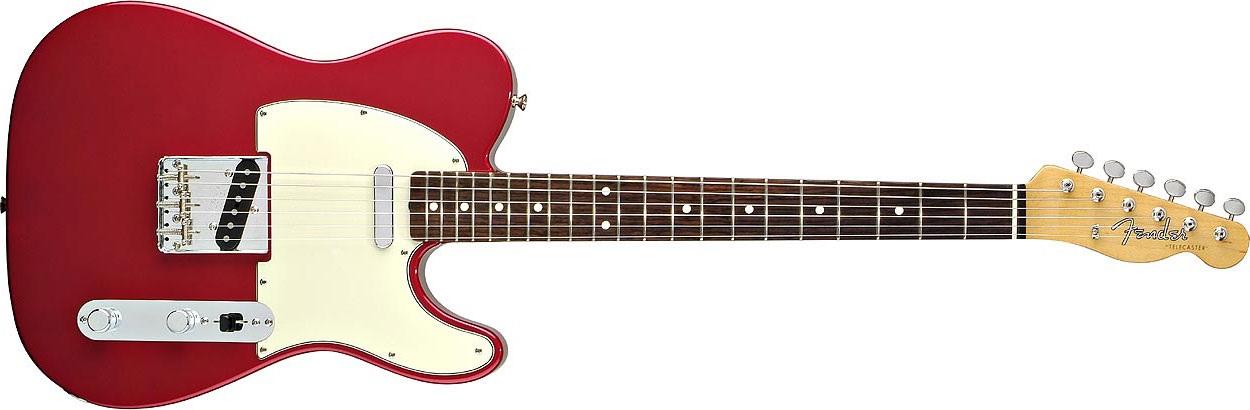Fender 60s Telecaster RW CAR
