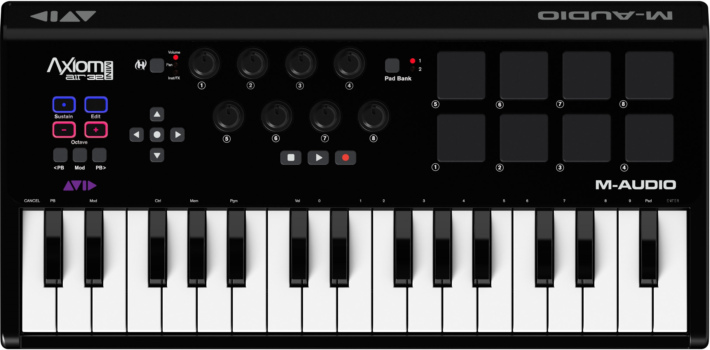M-Audio Keystation AIR Mini 32