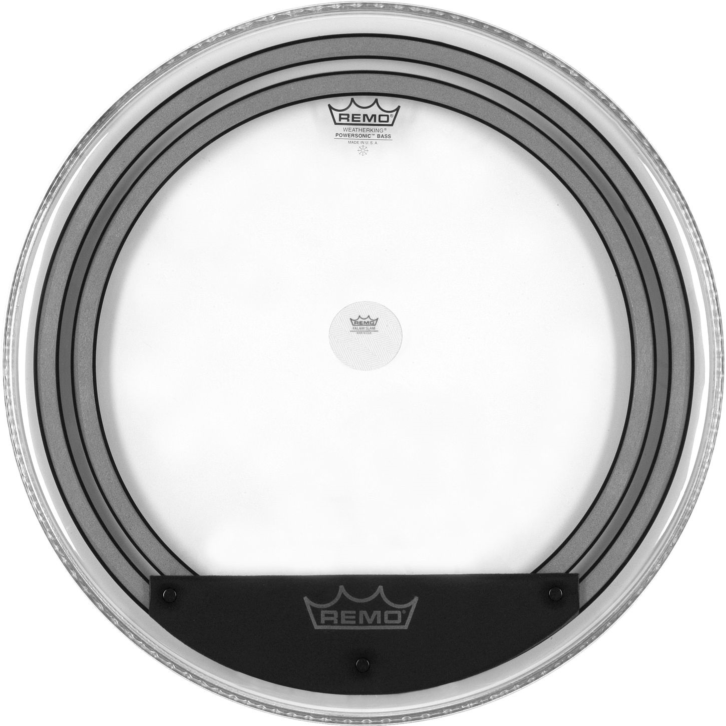 "Remo 18"" Power Sonic Coated"