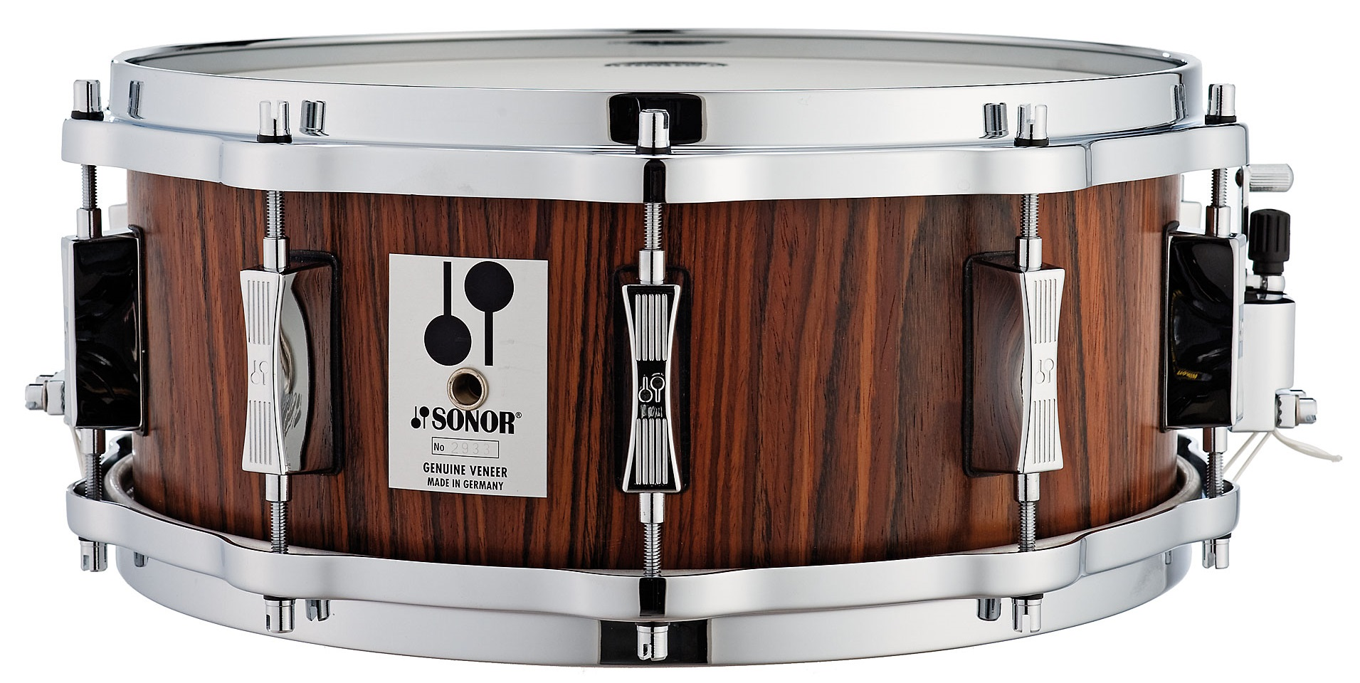 "Sonor 14"" x 5,75"" Phonic Beech Snare Rosewood"