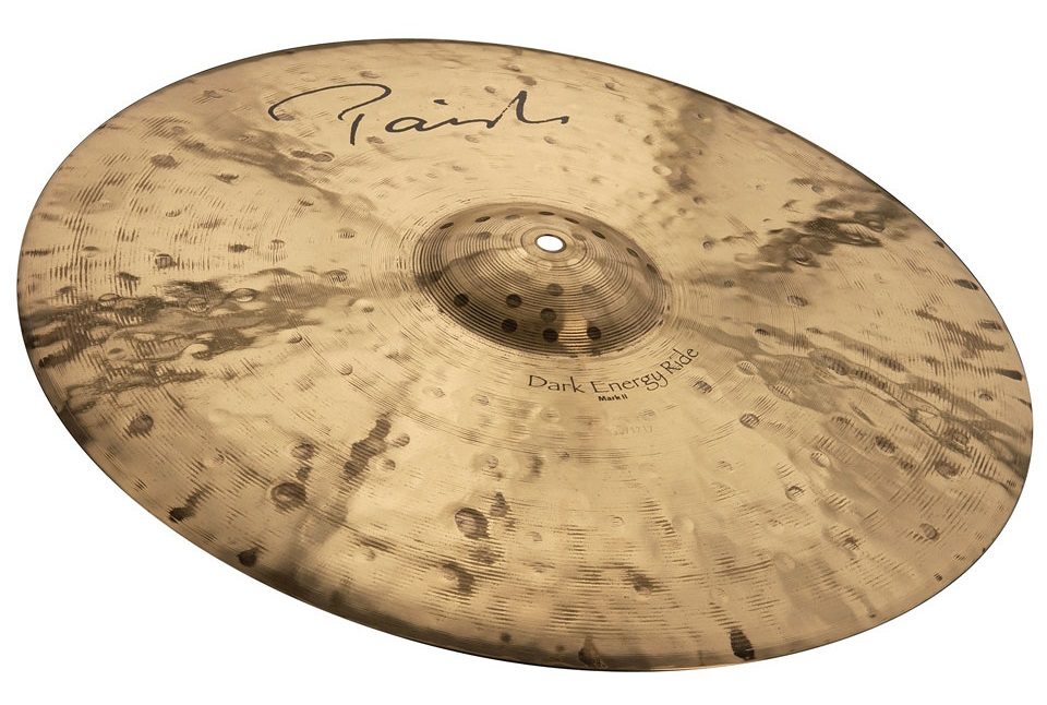 "Fotografie Paiste 20"" Signature Dark Energy MKII ride"