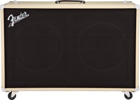 Fender Super-Sonic 60 2x12 Enclosure Blonde