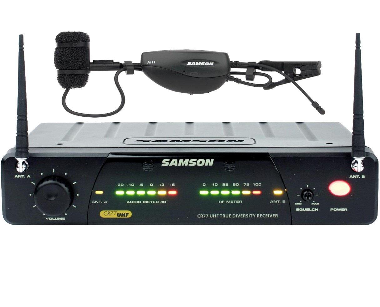 Samson Airline 77 Wind Instrument System E4