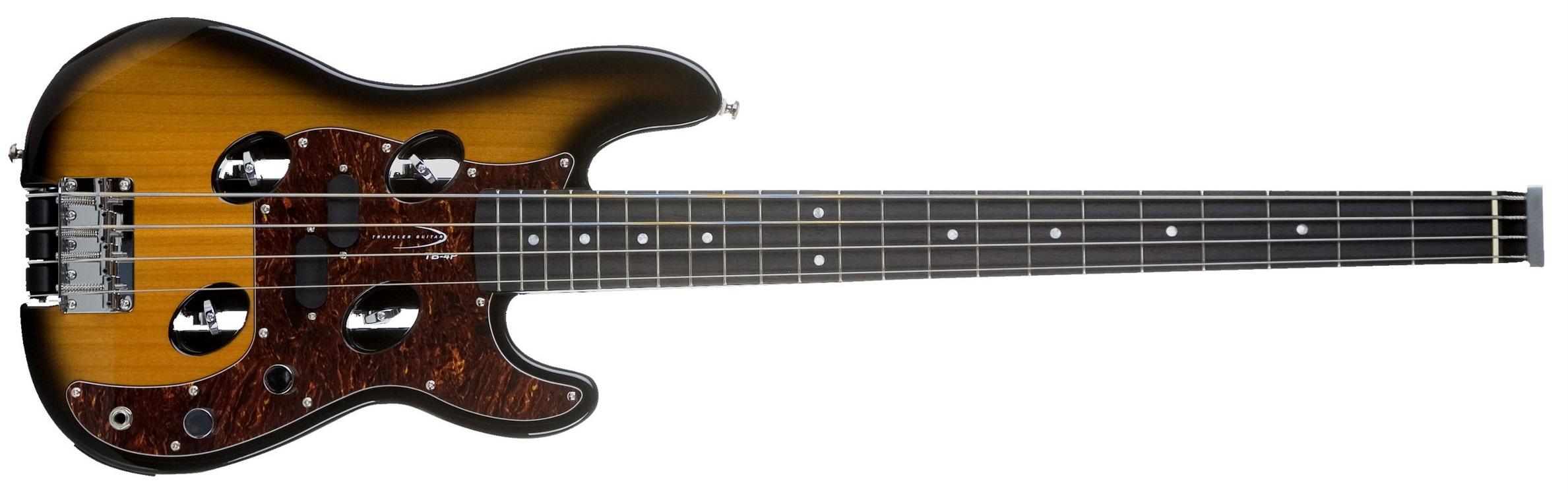 Traveler Guitar Bass 4 String 32 SB