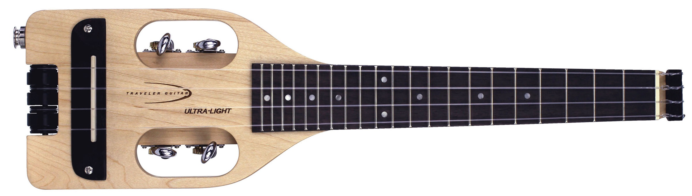 Traveler Guitar Ultra Light Ukulele Natural Maple