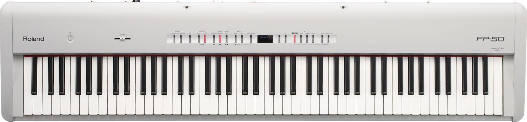 Roland FP-50 WT