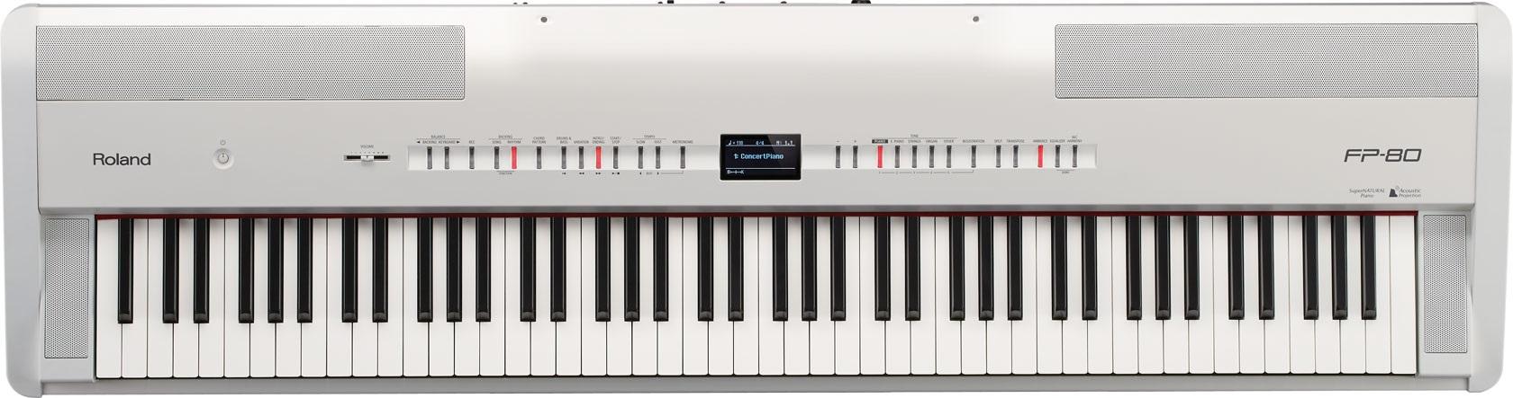 Roland FP-80 WT