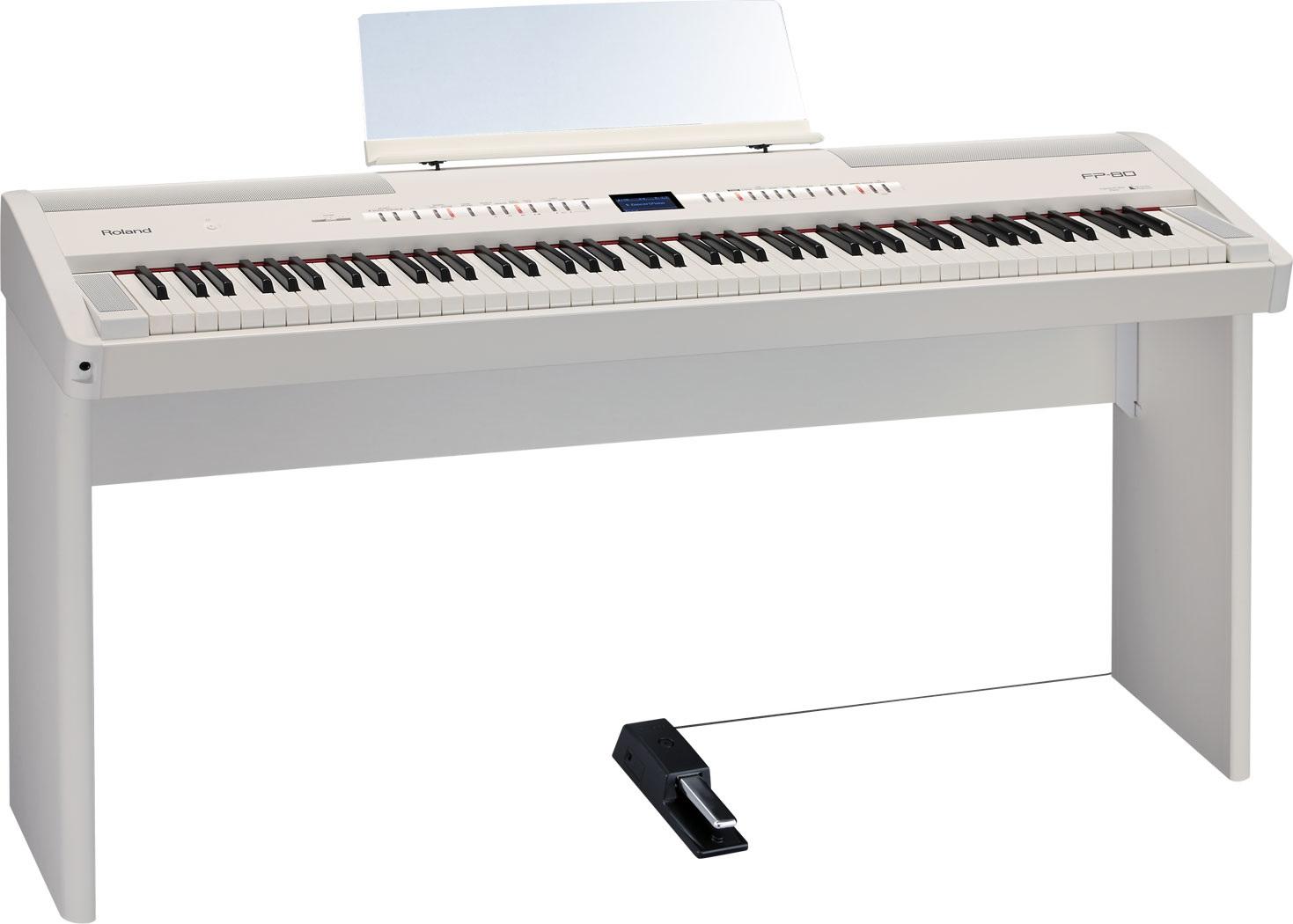 Roland FP-80 WT SET
