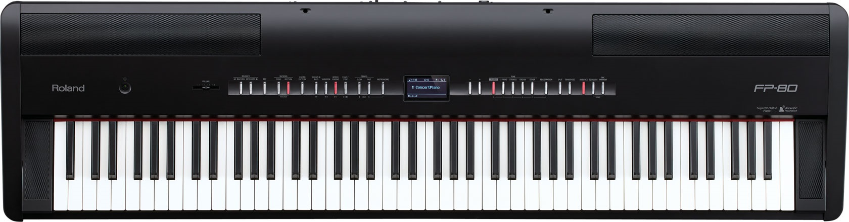 Roland FP-80 BK