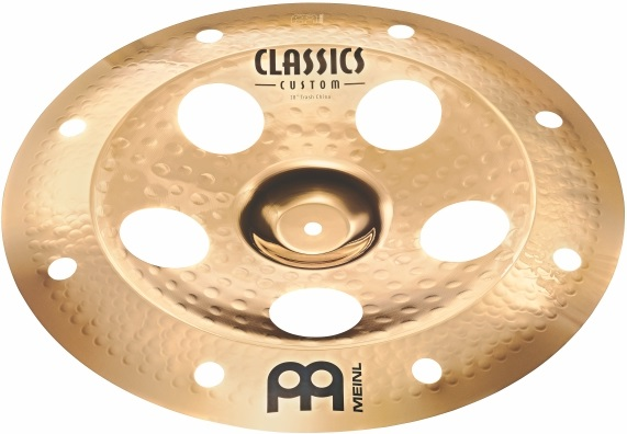 "Meinl 18"" Classics Custom Trash China"